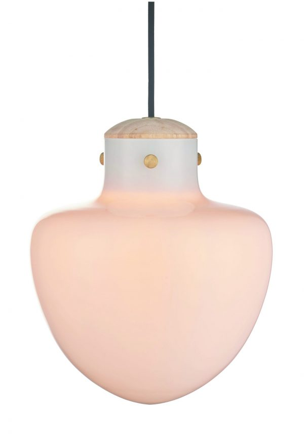 Mush Pendant Mush Hanglamp by Furnid Design Studio Watt a Lamp