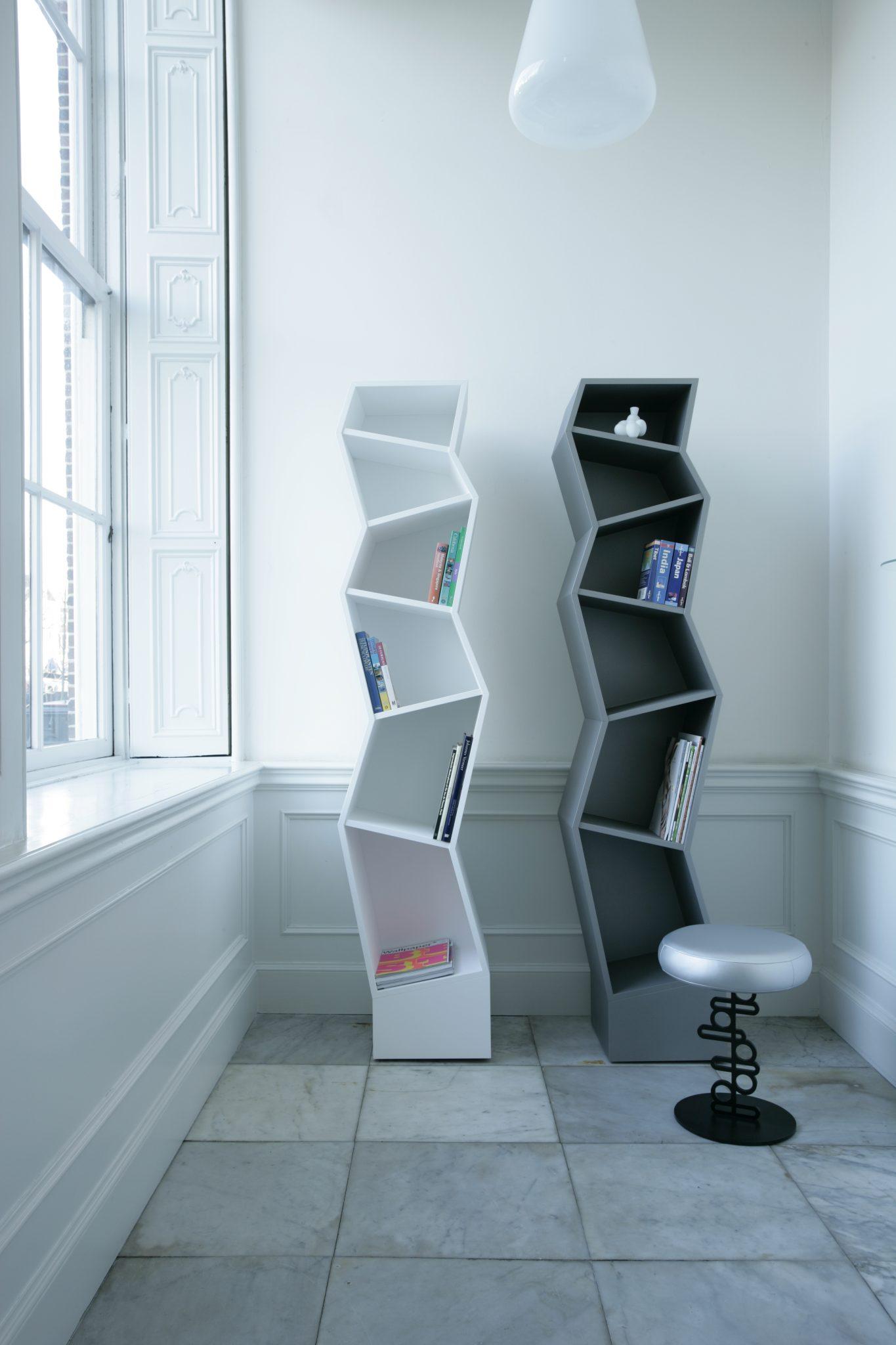 Empire Boekenkast Design Alfredo Haberli voor Quodes - Smukdesign