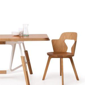 Stammplatz Stoel Design Alfredo Haberli voor Quodes