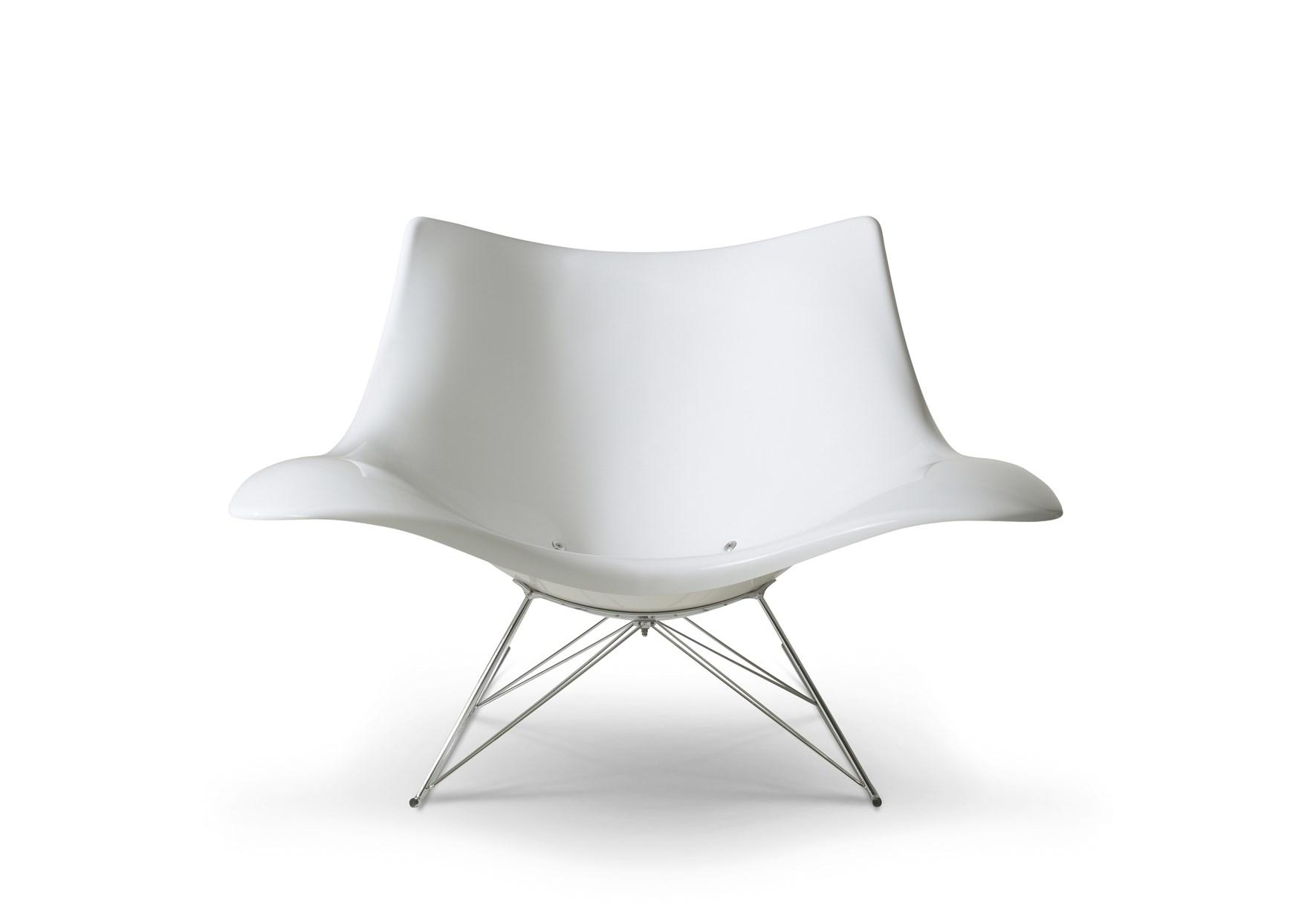 Stingray Rocking Chair Design Thomas Pedersen Voor Fredericia