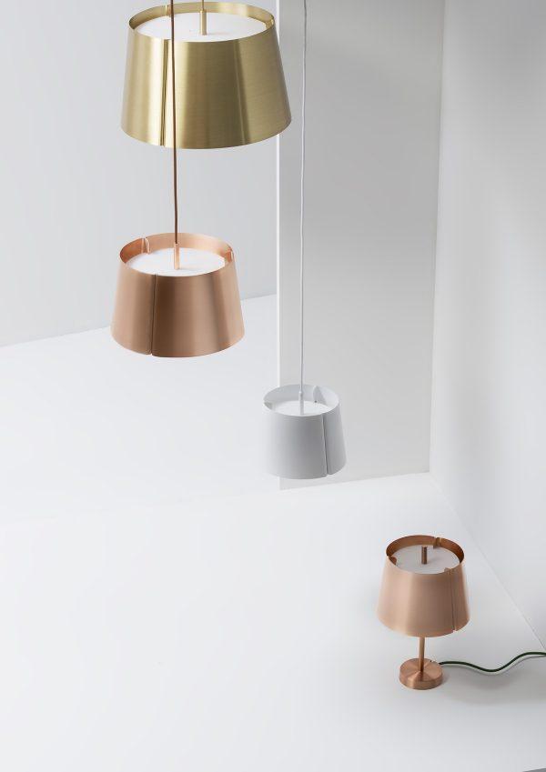 Lindvall W124 Tafellamp Design Jonas Lindvall voor Wastberg