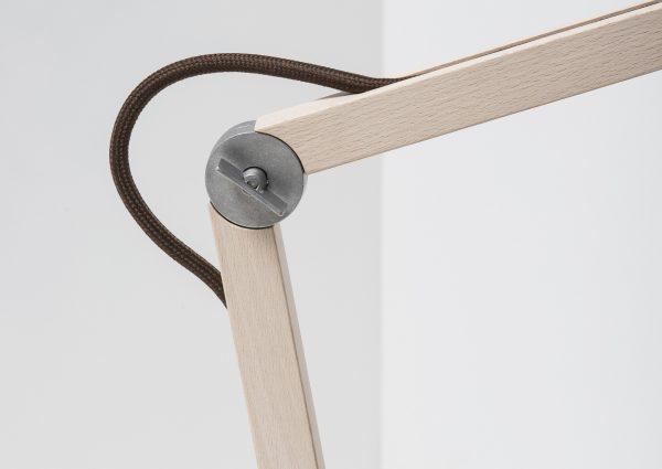 Burolamp W084 Studioilse Design Ilse Crawford voor Wastberg