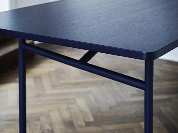 Diagonal Eettafel Design Signe Hytte voor Woud