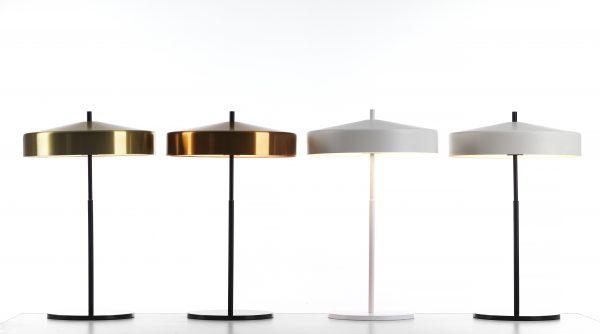 Cymbal Tafellamp Design Helena Svensson voor Bsweden