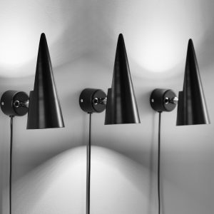 Pik Wall Light Pik Wandlamp Design Tell en Foghammer voor Bsweden