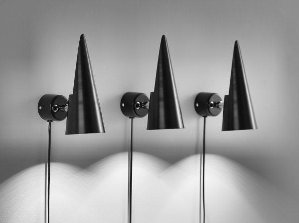 Pik Wall Light Pik Wandlamp Design Tell en Foghammer voor Bsweden