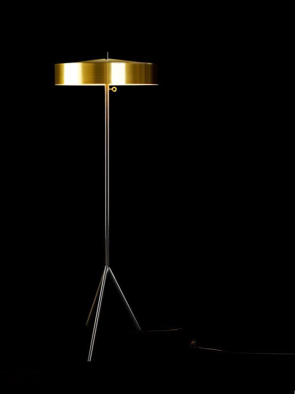 Cymbal Vloerlamp Design Helena Svensson voor Bsweden