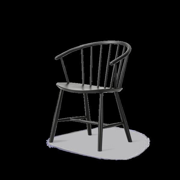 J64 Stoel J64 Chair Design Ejvind Johansson voor Fredericia