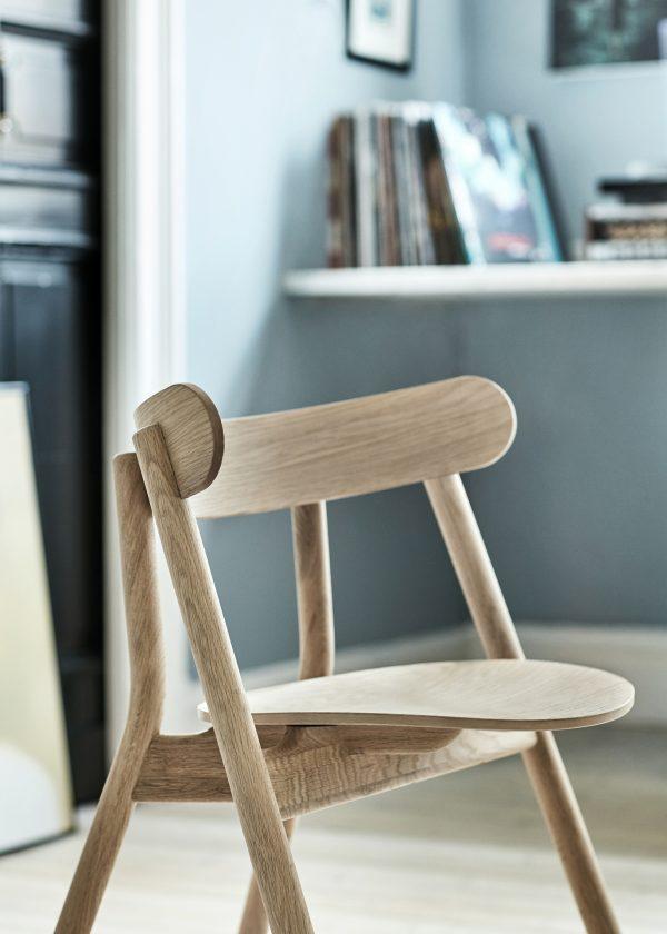 Oaki Chair Oaki Stoel Design Stine Aas by Northern
