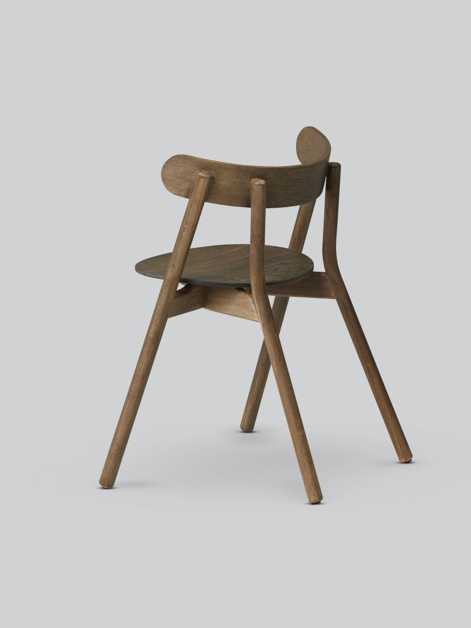 chair design wooden chair oaki stoel design stine aas by northern smukdesign