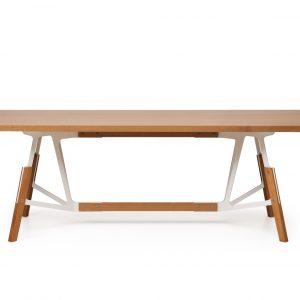 Stammtisch Eettafel Eiken Design Alfredo Haberli Quodes