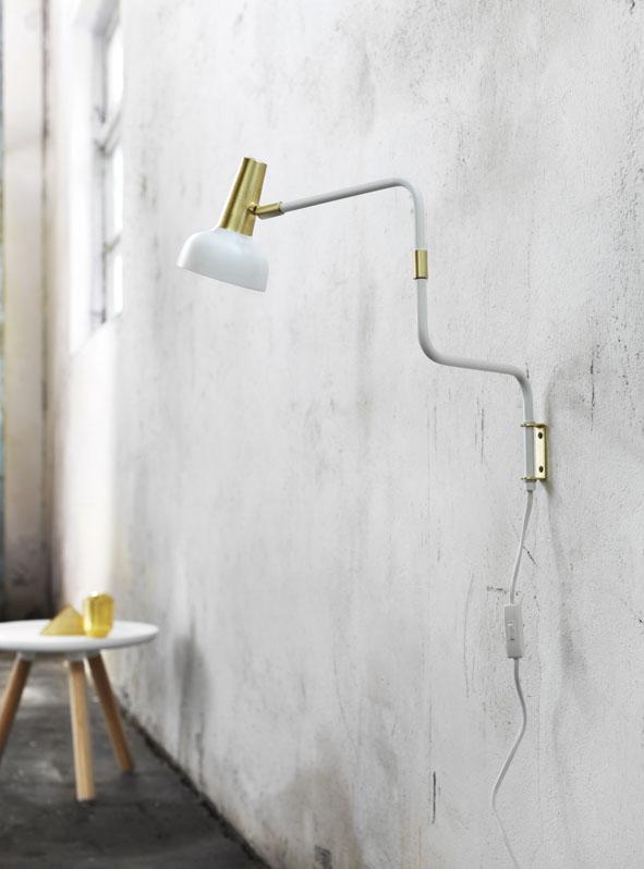 Ray Wandlamp Pholc Design Sabina Grubbeson