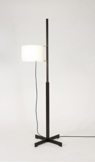 TMM Vloerlamp Zwart TMM Floor Black Design Miguel Mila Santa en Cole