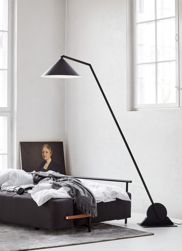 Gear Vloerlamp Gear Floor Design Johan Lindsten voor Northern