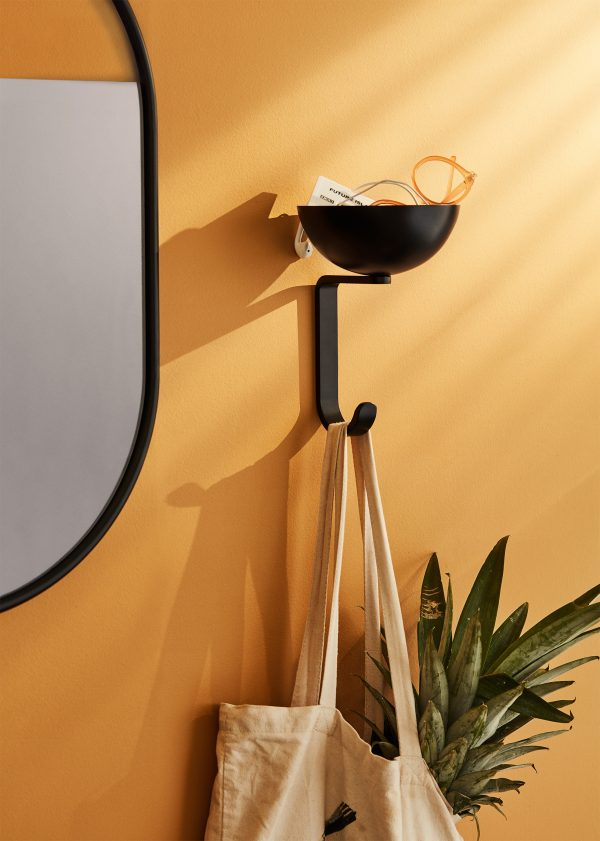 Nest Wall Hook Nest Wandhaak Design Stine Aas voor Northern