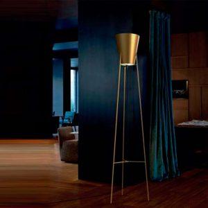 Sputnik Floor Lamp Sputnik Vloerlamp Design Gabriel Teixido voor Carpyen