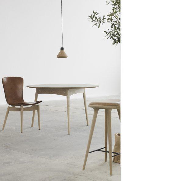 Luiz Pendant Luiz Hanglamp Design Böttcher Henssler Kayser voor Mater