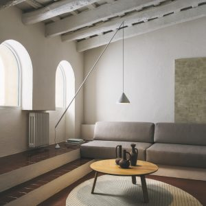 North Floor Lamp North Vloerlamp Design Arik Levy voor Vibia