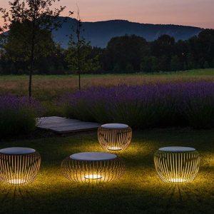 Meridiano Outdoor Meridiano Buitenlamp Design Vilardell en Vidal Vibia