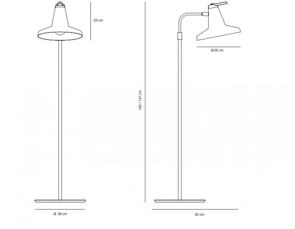 Garcon Floor Lamp Garcon Vloerlamp Design Nutcreatives Carpyen