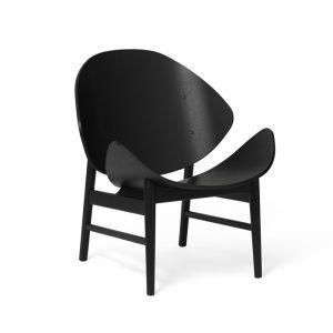 Orange Lounge Chair Orange Chair Design Hans Olsen door Warm Nordic
