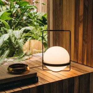 Palma Table Lamp Palma Tafellamp 3740 Design Antoni Arola door Vibia