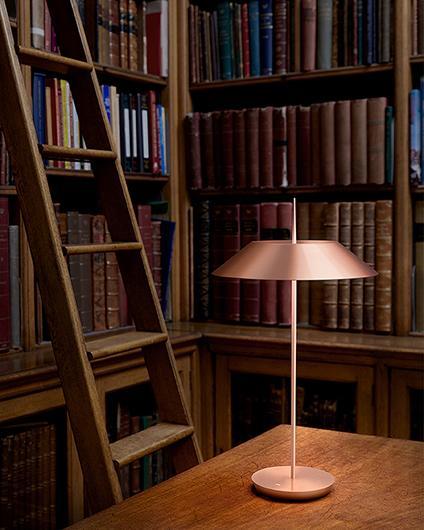 Vibia Mayfair Table lamp Vibia Mayfair Tafellamp Design Diego Fortunato