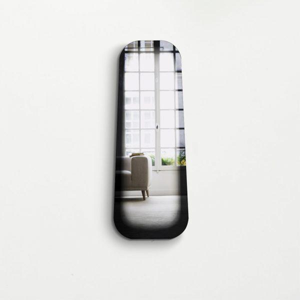 Fading Mirror large Design Thomas Eurlings door ENOstudio