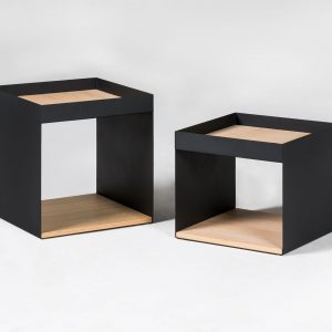 Holl Sidetable set Holl Bijzettafel set by Arde Design Studio Won