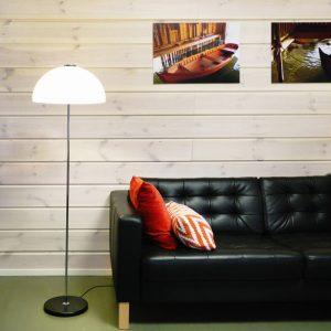 Kupoli Floor Lamp Kupoli Vloerlamp Design Yki Nummi door Innolux