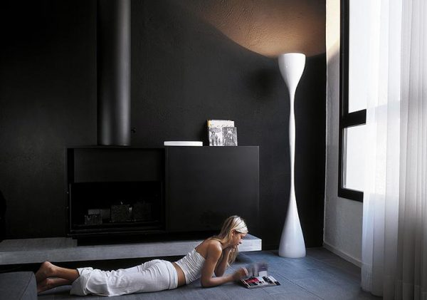 Vibia Jazz Floor Lamp Jazz Vloerlamp 1330 Design Diego Fortunato