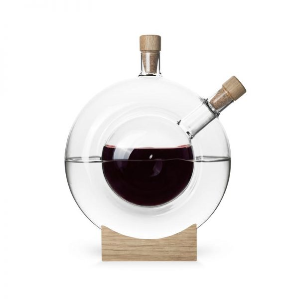 Double Bottle Karaf Design Eva Harlou voor Mater