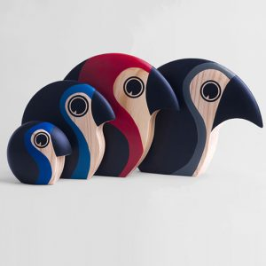 Discus Birds Discus Vogels Design Hans Bolling door Architectmade