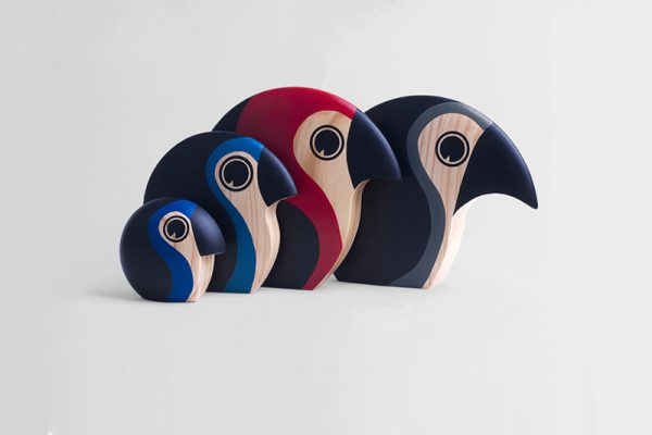 Discus Birds Discus Vogels Design Hans Bolling door Architectmade