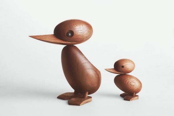 Duck and Duckling Eenden Design Hans Bolling door Architectmade