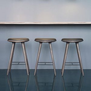 High Stool Barkruk Design Space Copenhagen voor Mater