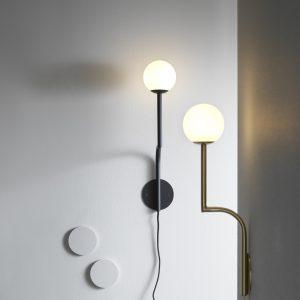 Mobil 46 Wall Lamp Mobil 46 Wandlamp Design Monika Mulder voor Pholc
