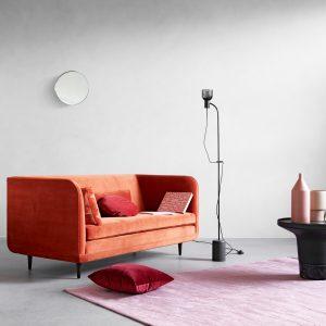 Meta Floor Lamp Meta Vloerlamp Design Studio Bonpart voor Won