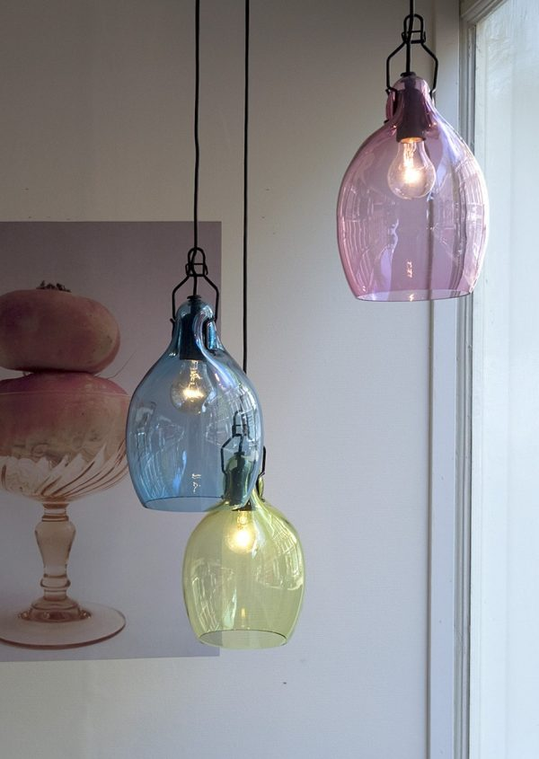Bubblicious Lamp Bubblicious Pendant Light Design Chris Kabel voor Goods