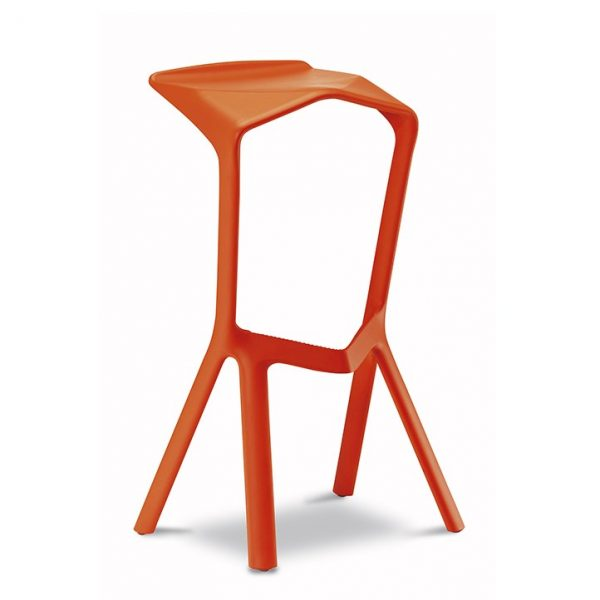 Miura Stool Miura Barkruk Design Konstantin Grcic voor Plank