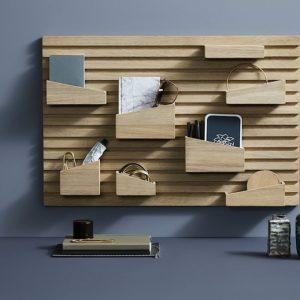 Input Organiser Design Holm & Smetana voor Woud