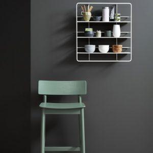 Pause Counter Chair Pause Counterkruk Design Kasper Nyman voor Woud