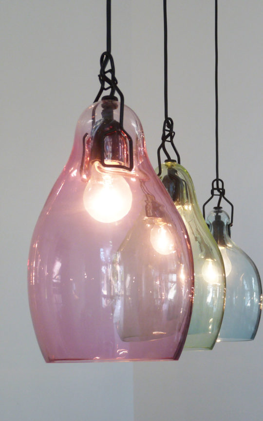 Bubblicious Lamp Bubblcious Pendant Light Design Chris Kabel voor Goods