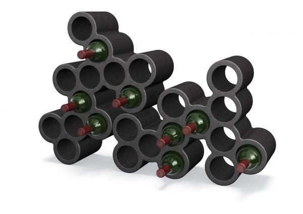 Grape Wine Rack Grape Wijnrek Design Robert Bronwasser voor Goods