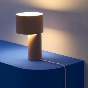 Tangent Table Lamp Tangent Tafellamp Design Frederik Kurzweg voor Woud