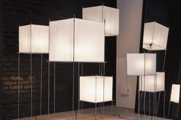 Lotek Doek XL voor Lotek XL Lamp design Benno Premsela Hollands Licht