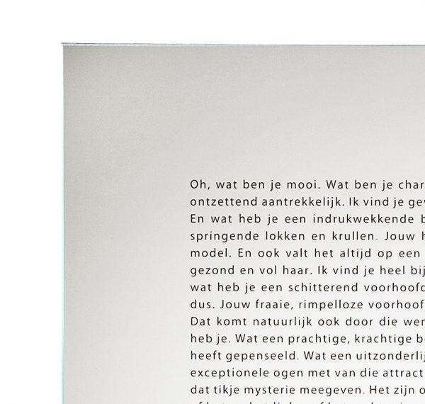 Mirror mirror spiegel Design Joop Steenkamer voor Goods
