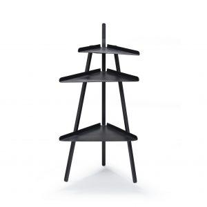 Trio Table Trio Hoektafel design Achille Castiglioni door Karakter Copenhagen