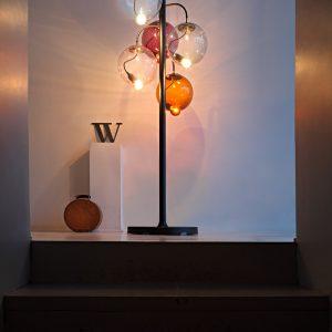 Meltdown Floor Lamp 1402 Meltdown Vloerlamp 1402 Design Johan Lindsten voor Cappellini