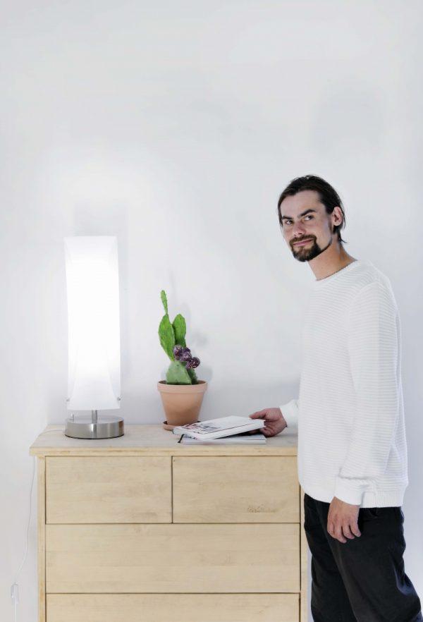 Aurea Bright Light Aurea Daglichtlamp design Martti Jannes voor Innolux